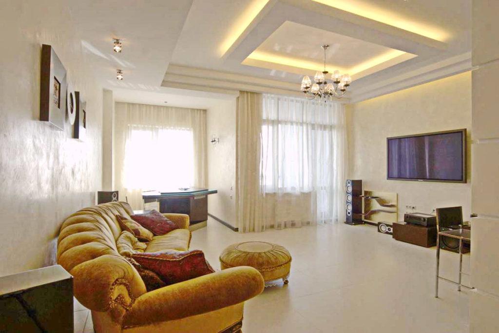 Дизайнерские апартаменты в Алуште 4
