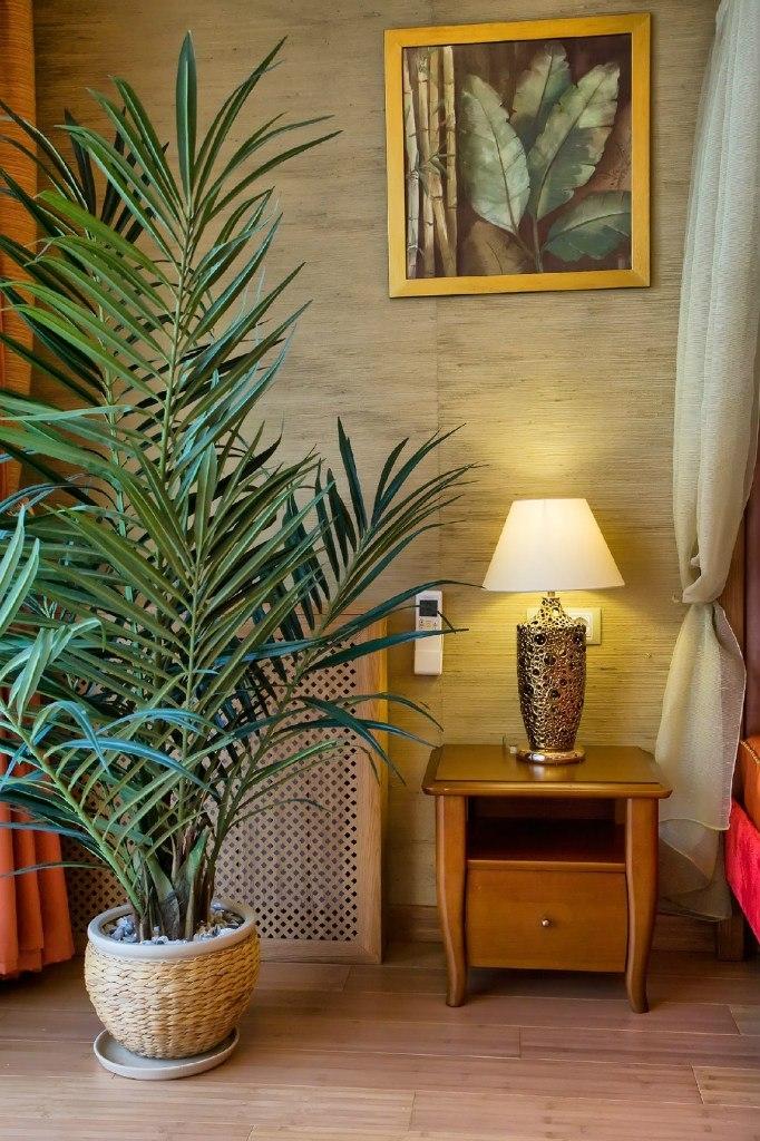 Роскошные апартаменты с дизайнерским современным интерьером 1