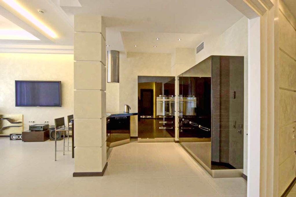Дизайнерские апартаменты в Алуште 5