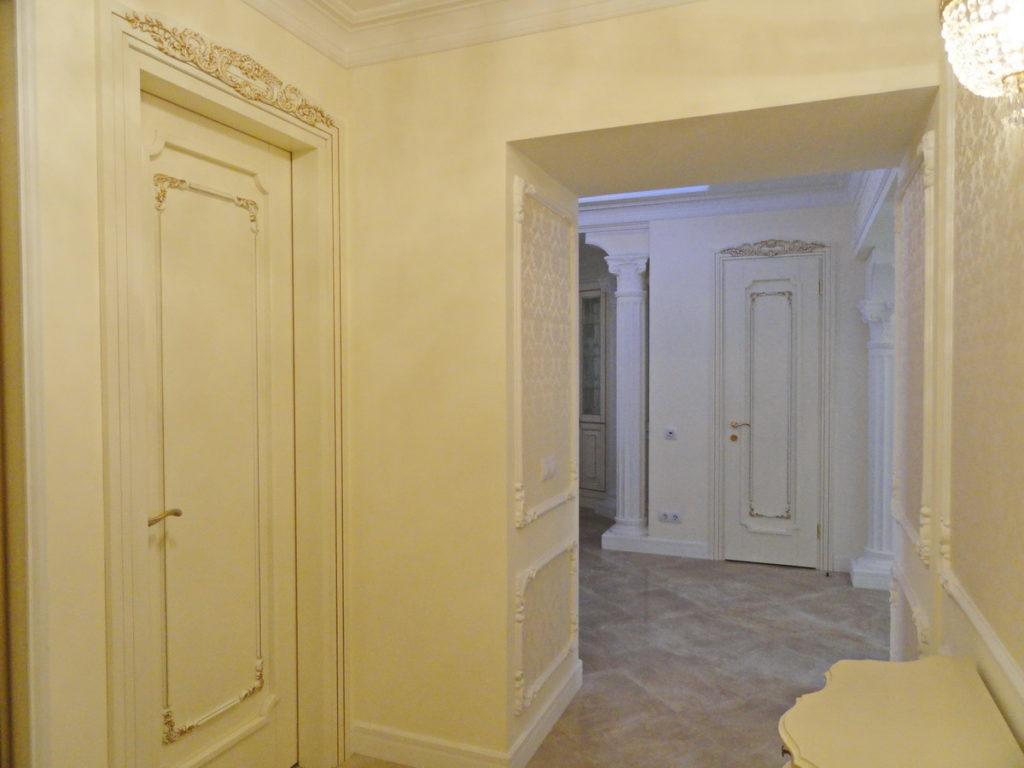 Квартира с ремонтом  в ЖК Дарсан Палас 2