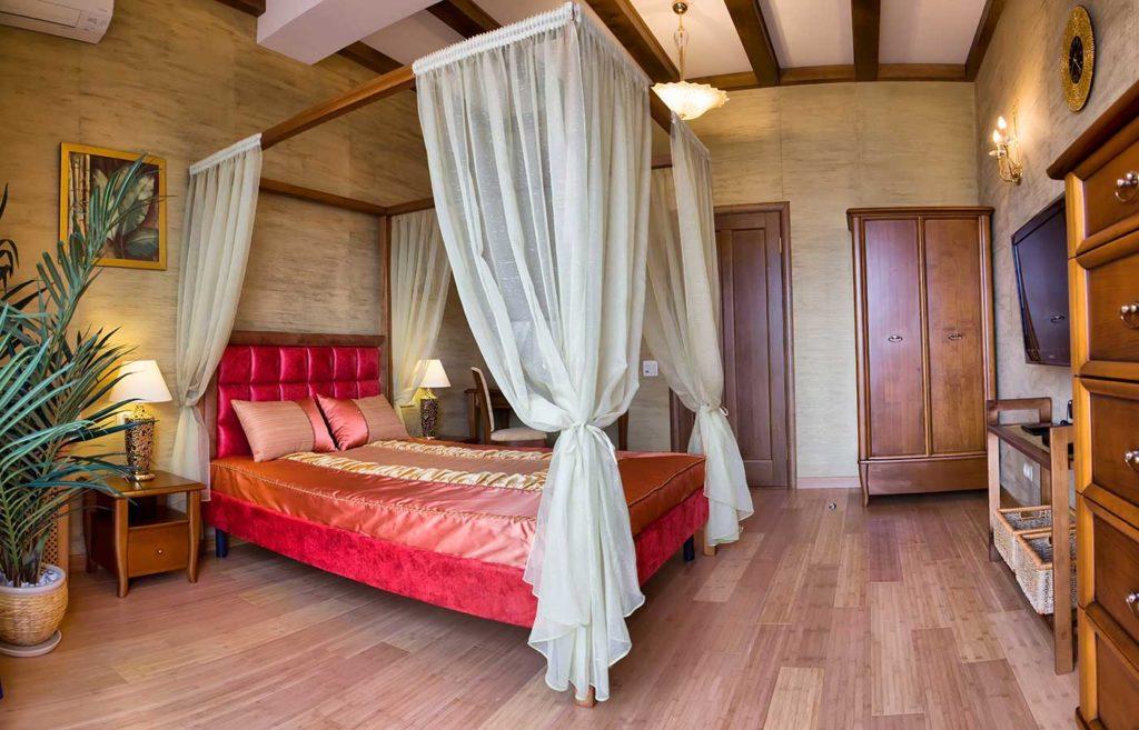 Роскошные апартаменты с дизайнерским современным интерьером 5
