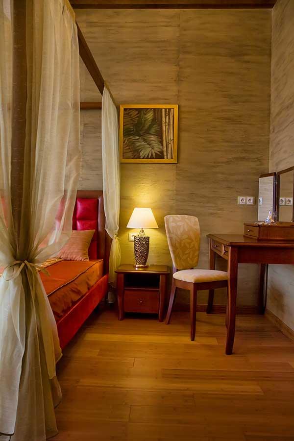 Роскошные апартаменты с дизайнерским современным интерьером 6