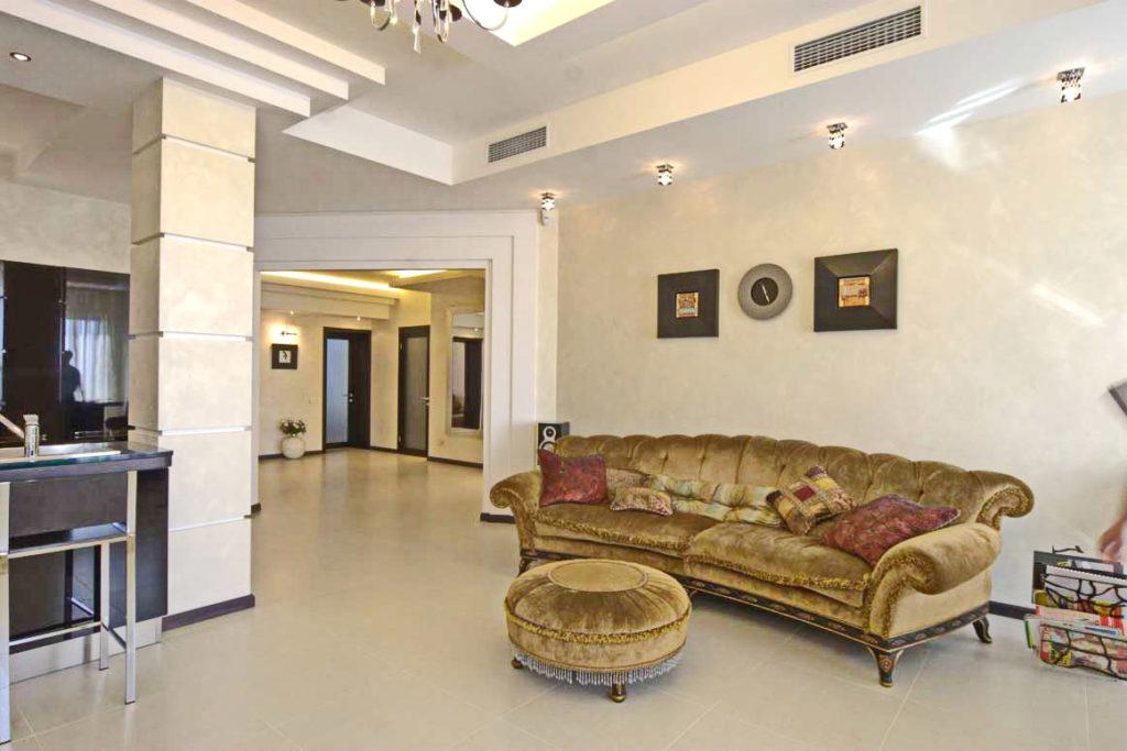 Дизайнерские апартаменты в Алуште 6