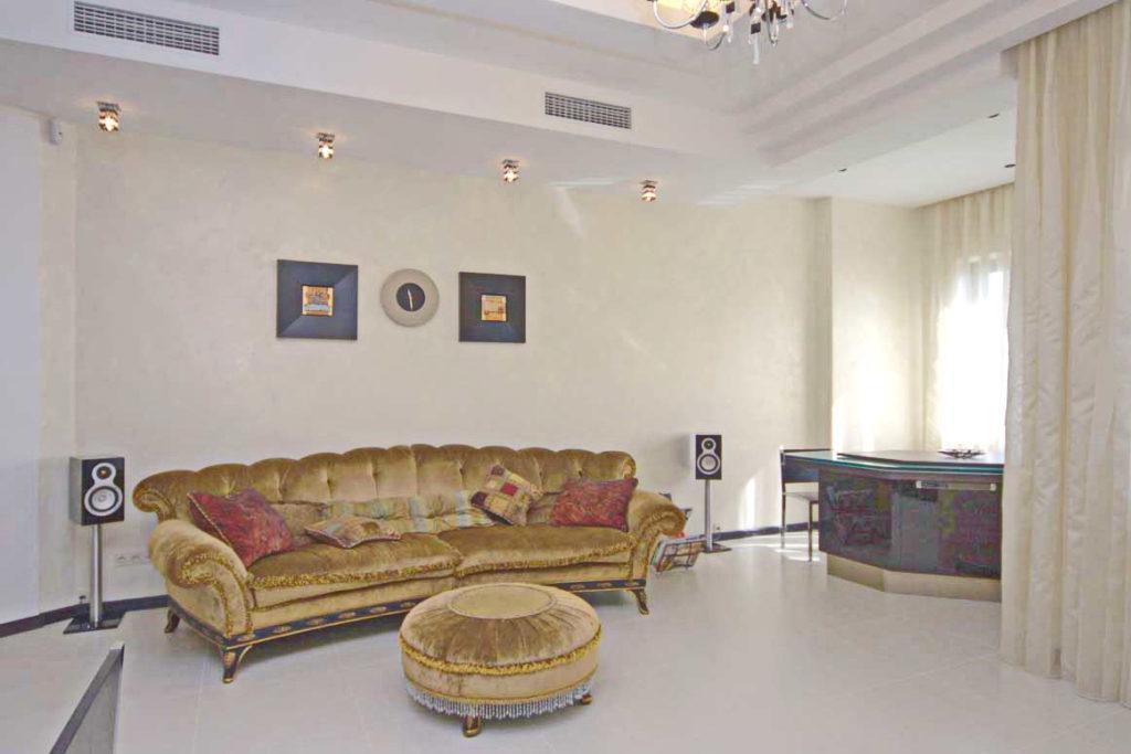 Дизайнерские апартаменты в Алуште 7