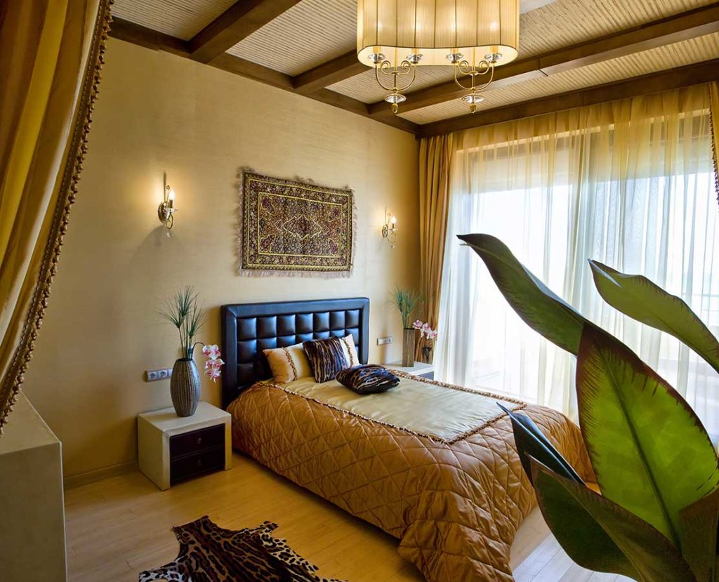 Роскошные апартаменты с дизайнерским современным интерьером 8