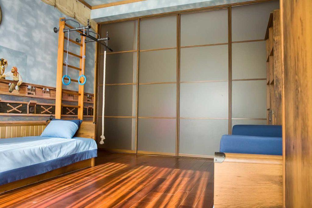Роскошные апартаменты с дизайнерским современным интерьером 11
