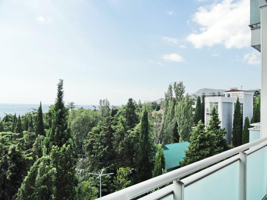 Дизайнерские апартаменты в Алуште 11