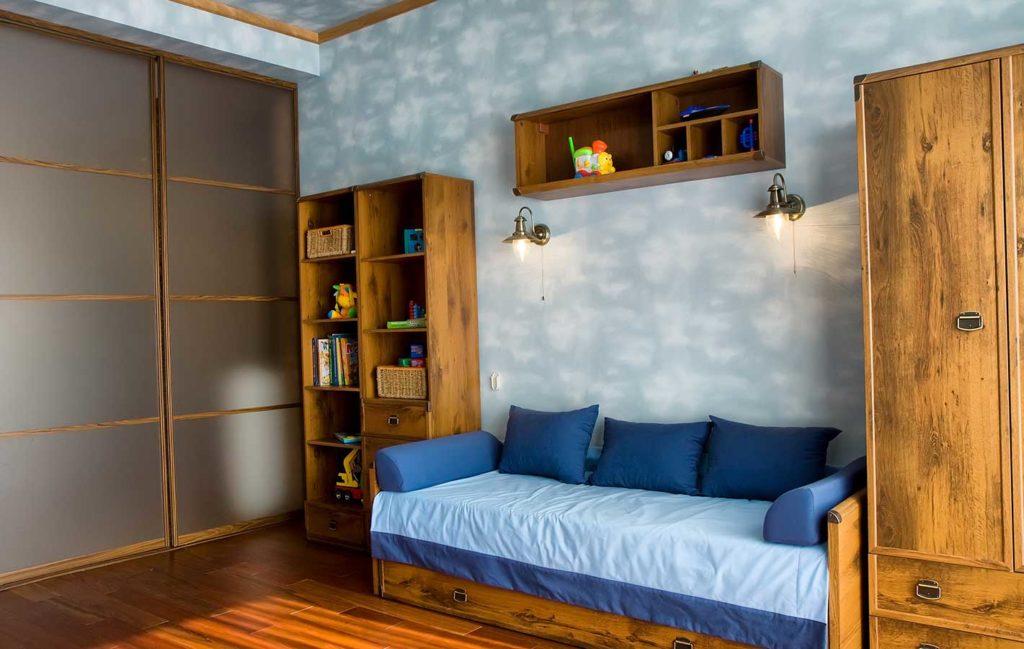 Роскошные апартаменты с дизайнерским современным интерьером 12
