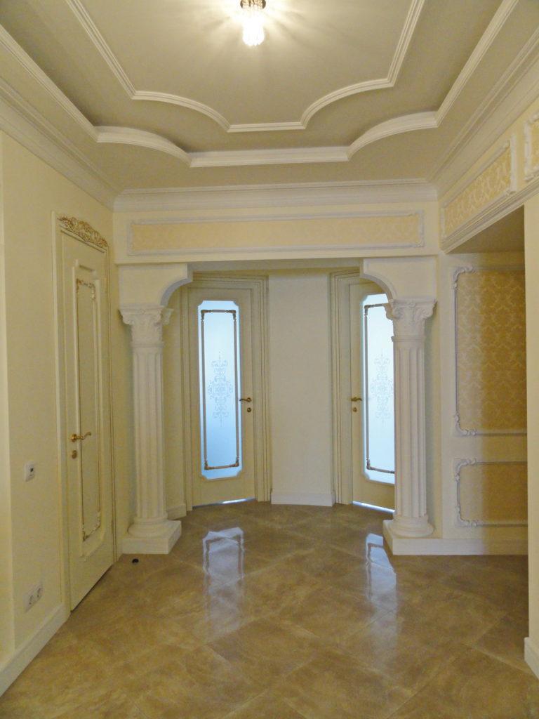 Квартира с ремонтом  в ЖК Дарсан Палас 10
