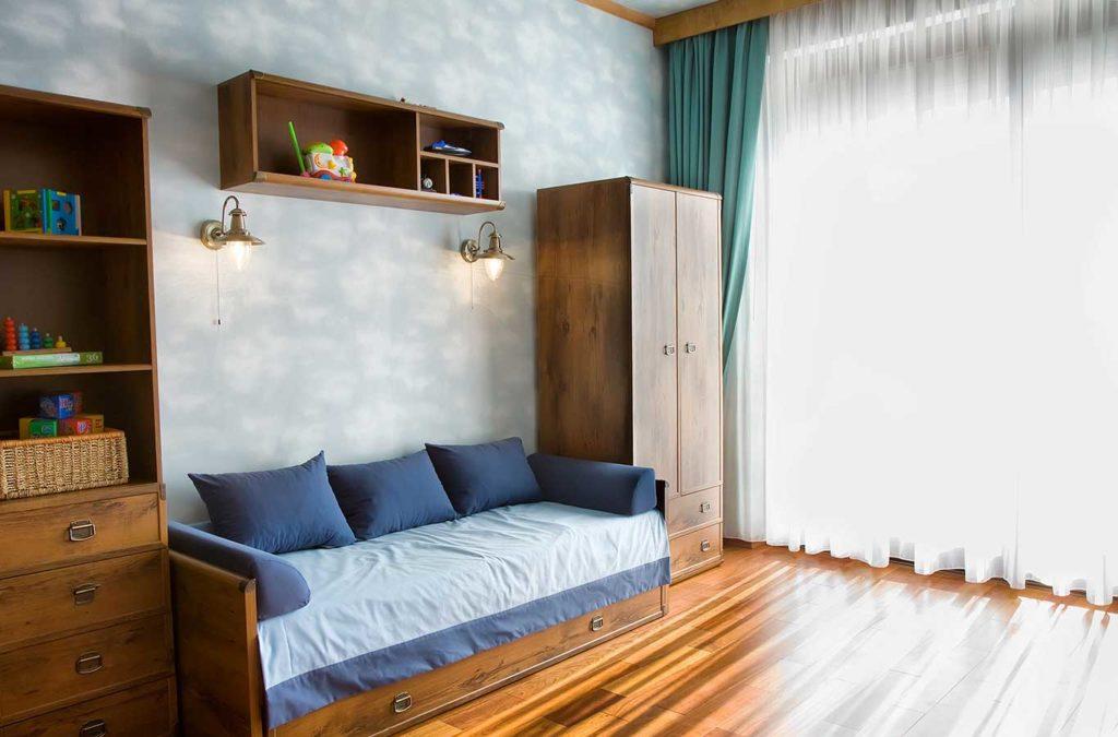 Роскошные апартаменты с дизайнерским современным интерьером 13