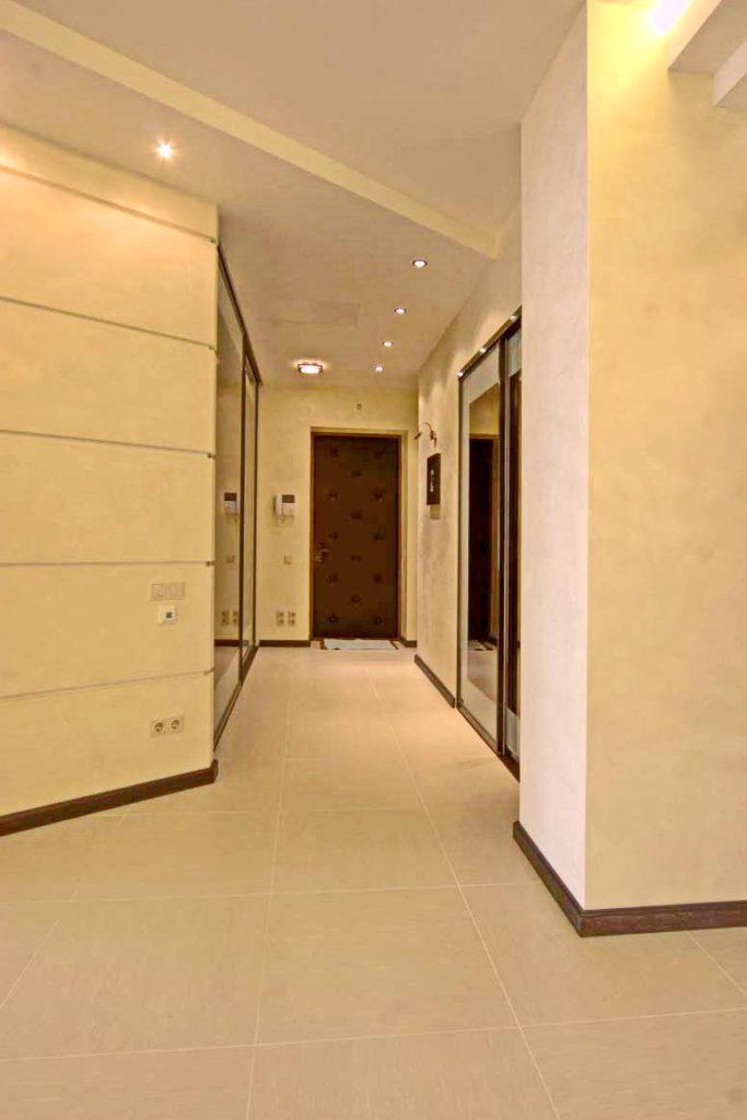 Дизайнерские апартаменты в Алуште 13