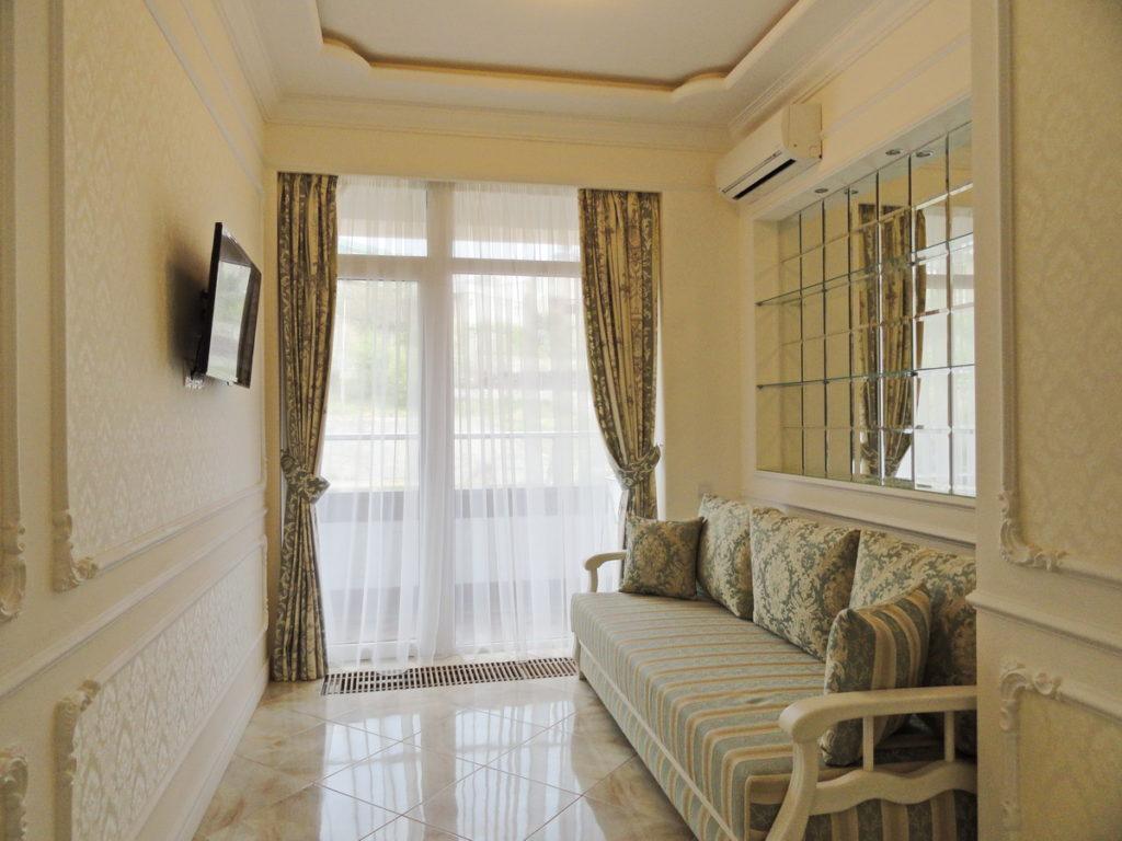 Квартира с ремонтом  в ЖК Дарсан Палас 11