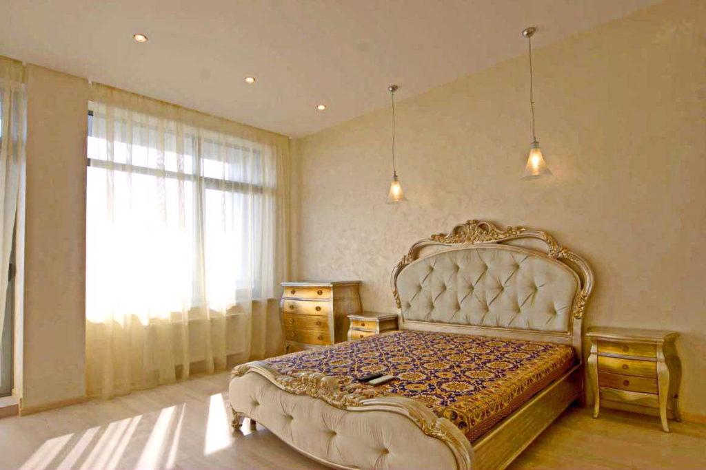 Дизайнерские апартаменты в Алуште 14