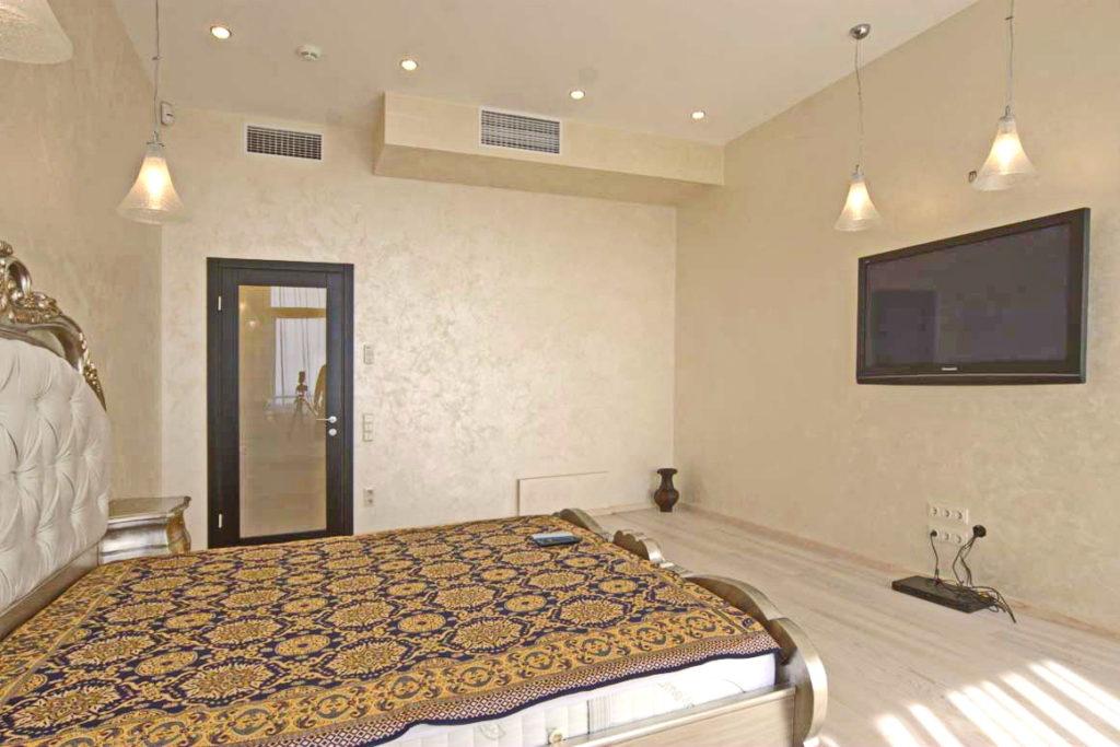 Дизайнерские апартаменты в Алуште 15