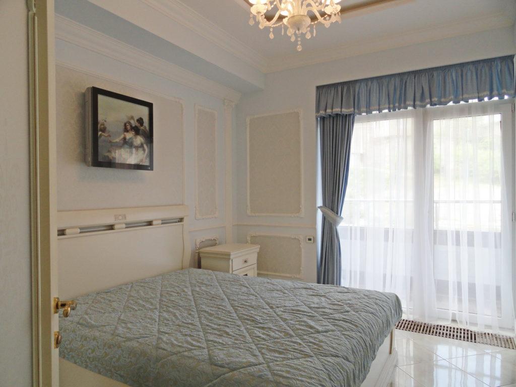 Квартира с ремонтом  в ЖК Дарсан Палас 13