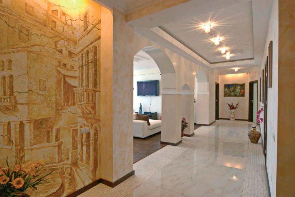 Апартаменты с дизайнерским ремонтом в ЖК Дача доктора Штейнгольца 15
