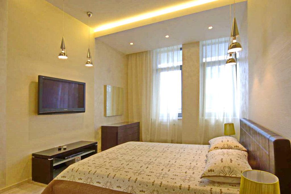 Дизайнерские апартаменты в Алуште 16