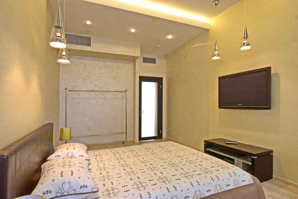 Дизайнерские апартаменты в Алуште 17