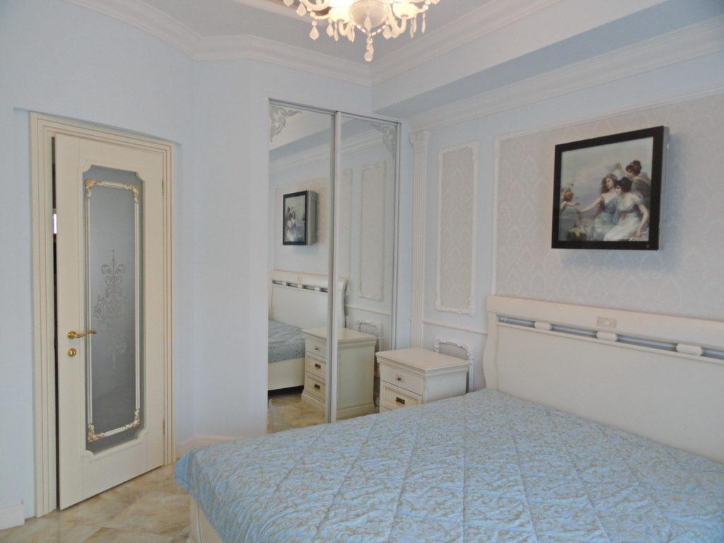 Квартира с ремонтом  в ЖК Дарсан Палас 15