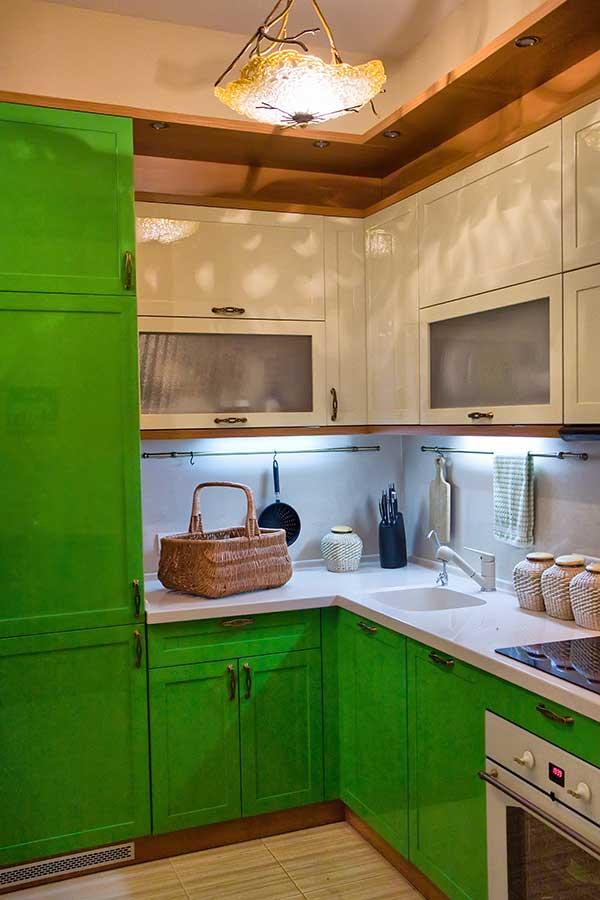 Роскошные апартаменты с дизайнерским современным интерьером 18