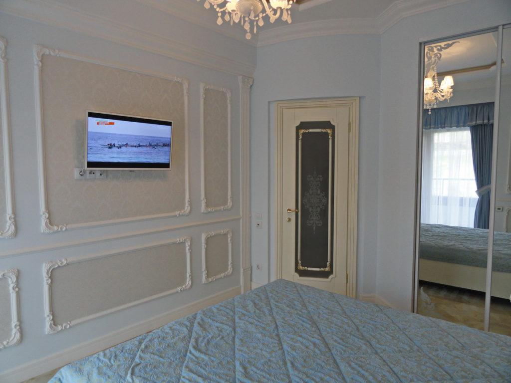 Квартира с ремонтом  в ЖК Дарсан Палас 16