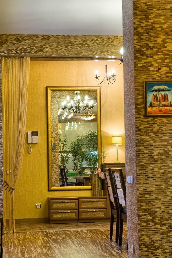 Роскошные апартаменты с дизайнерским современным интерьером 19