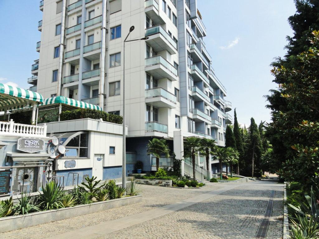 Дизайнерские апартаменты в Алуште 20