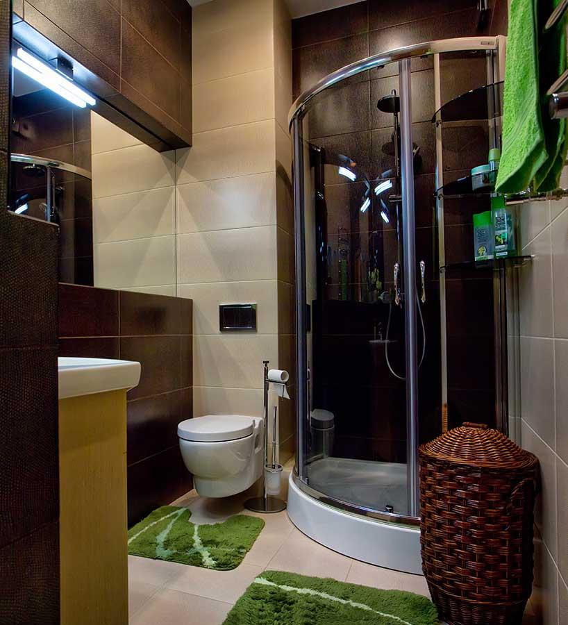 Роскошные апартаменты с дизайнерским современным интерьером 21