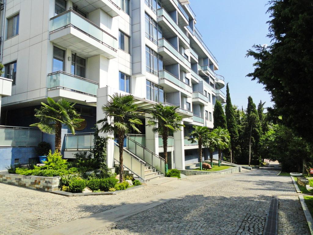 Дизайнерские апартаменты в Алуште 21