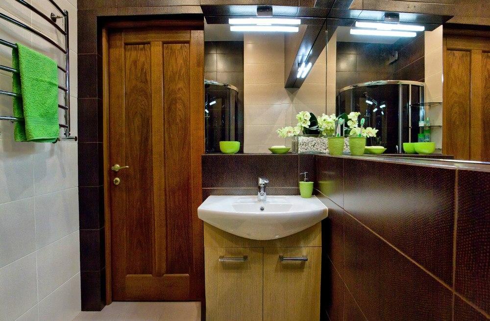 Роскошные апартаменты с дизайнерским современным интерьером 23