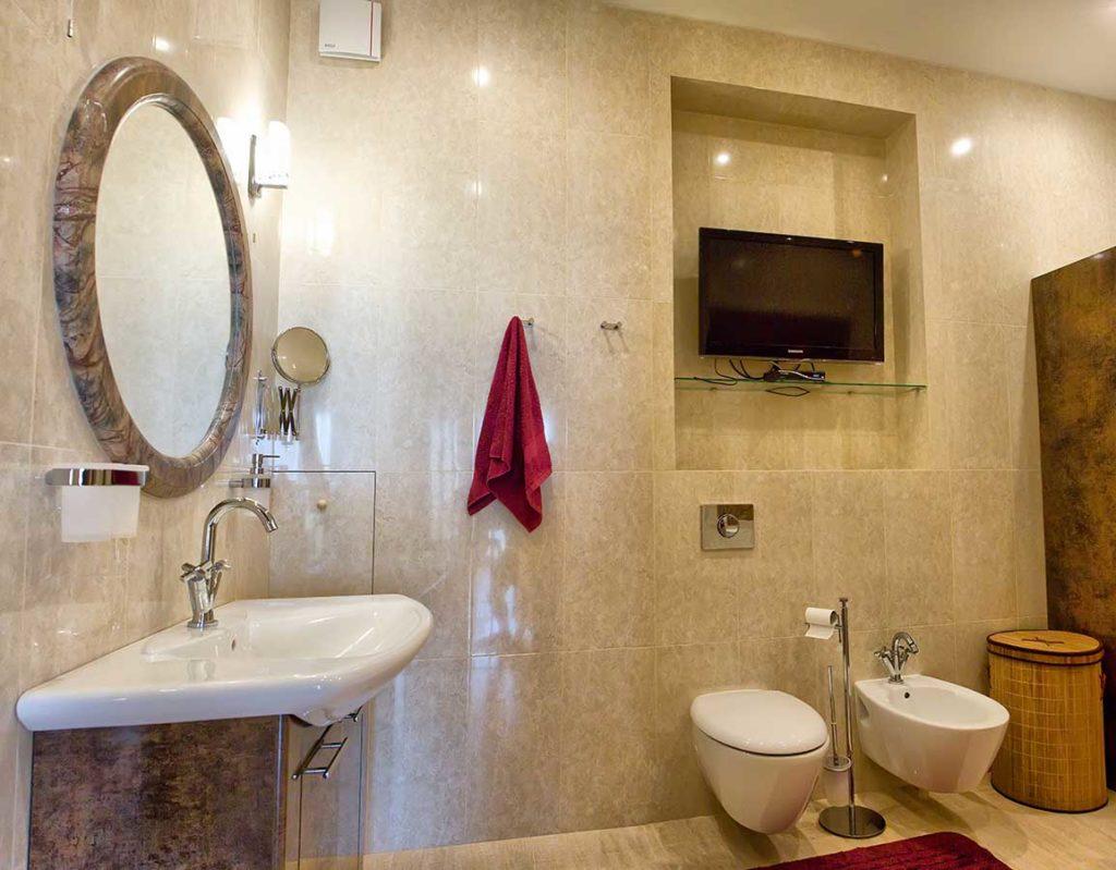 Роскошные апартаменты с дизайнерским современным интерьером 24
