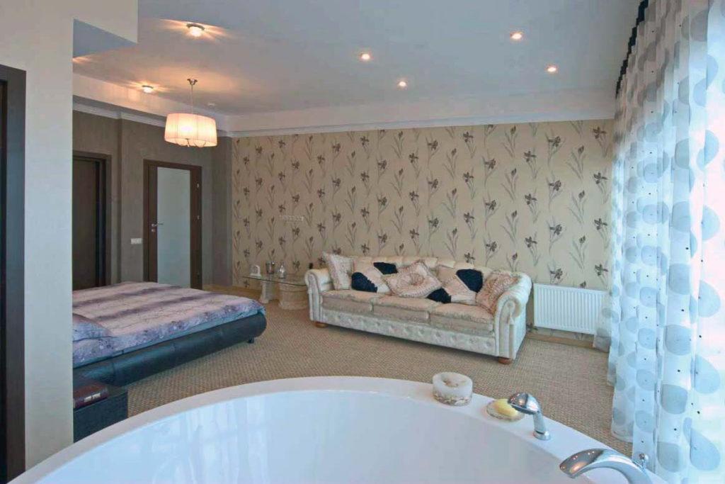 Апартаменты с дизайнерским ремонтом в ЖК Дача доктора Штейнгольца 24
