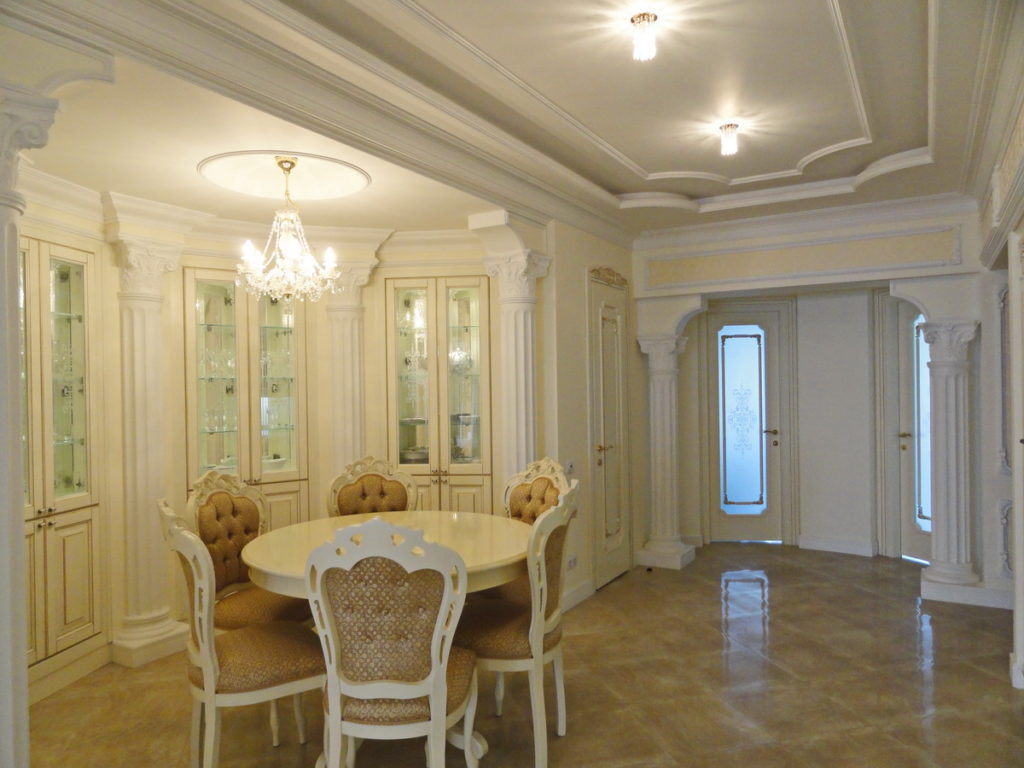 Квартира с ремонтом  в ЖК Дарсан Палас 28