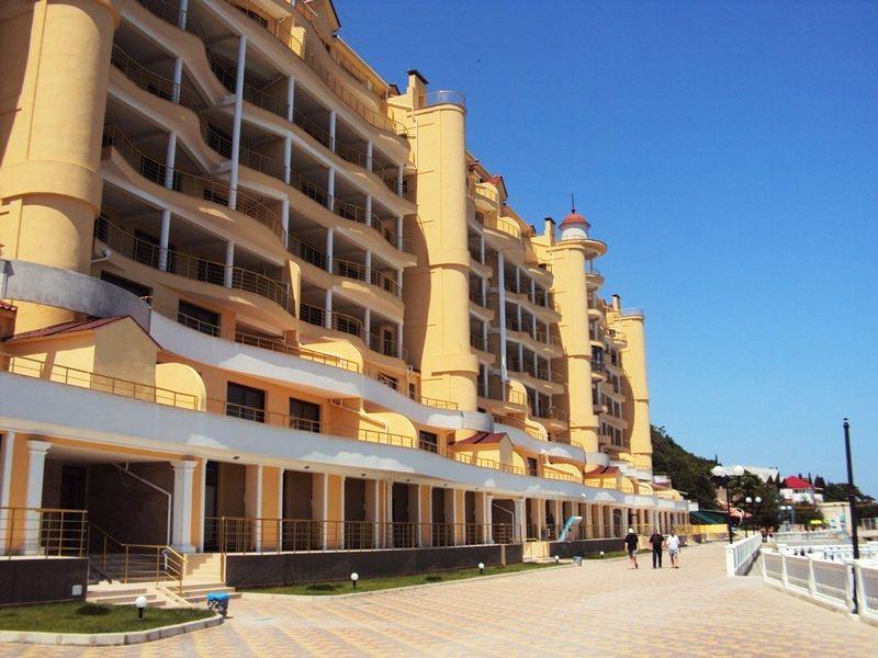 Роскошные апартаменты с дизайнерским современным интерьером 2