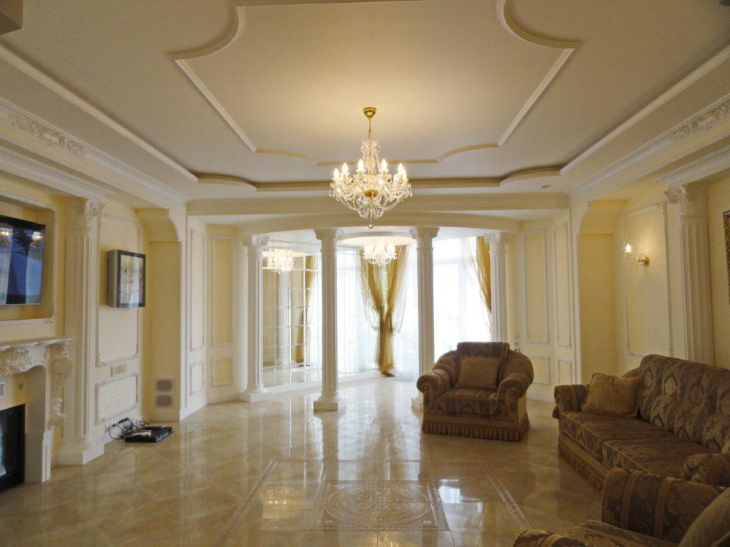 Квартира с ремонтом  в ЖК Дарсан Палас 31