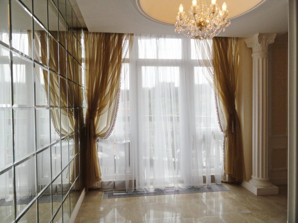 Квартира с ремонтом  в ЖК Дарсан Палас 35