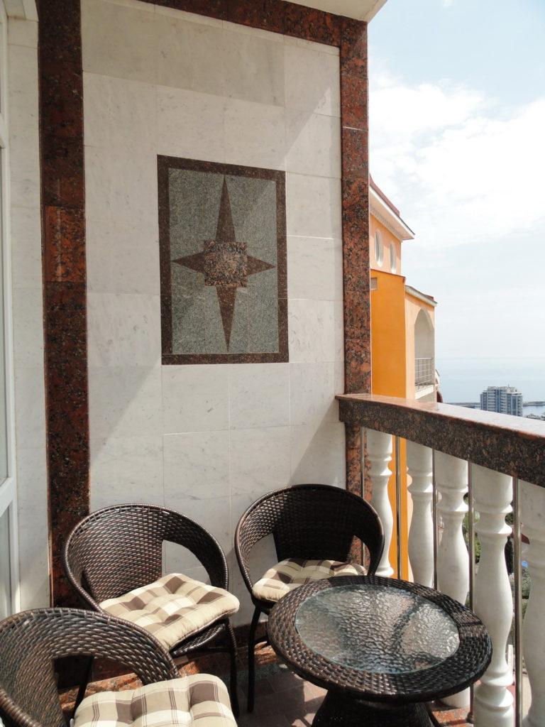 Квартира с ремонтом  в ЖК Дарсан Палас 36