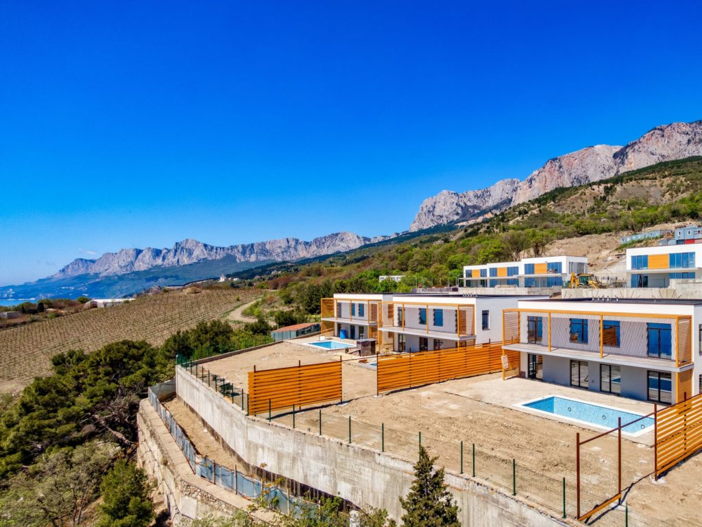 Вилла 11.4 в ЖК Yalta Park Hills 3