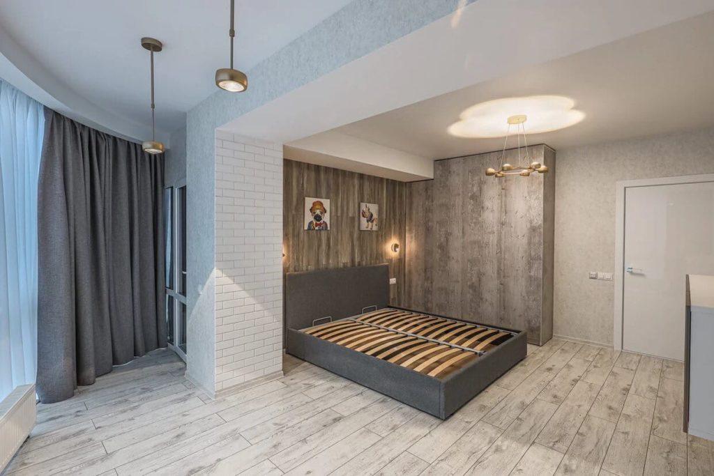 Трехкомнатная Квартира с ремонтом в ЖК Континент 6