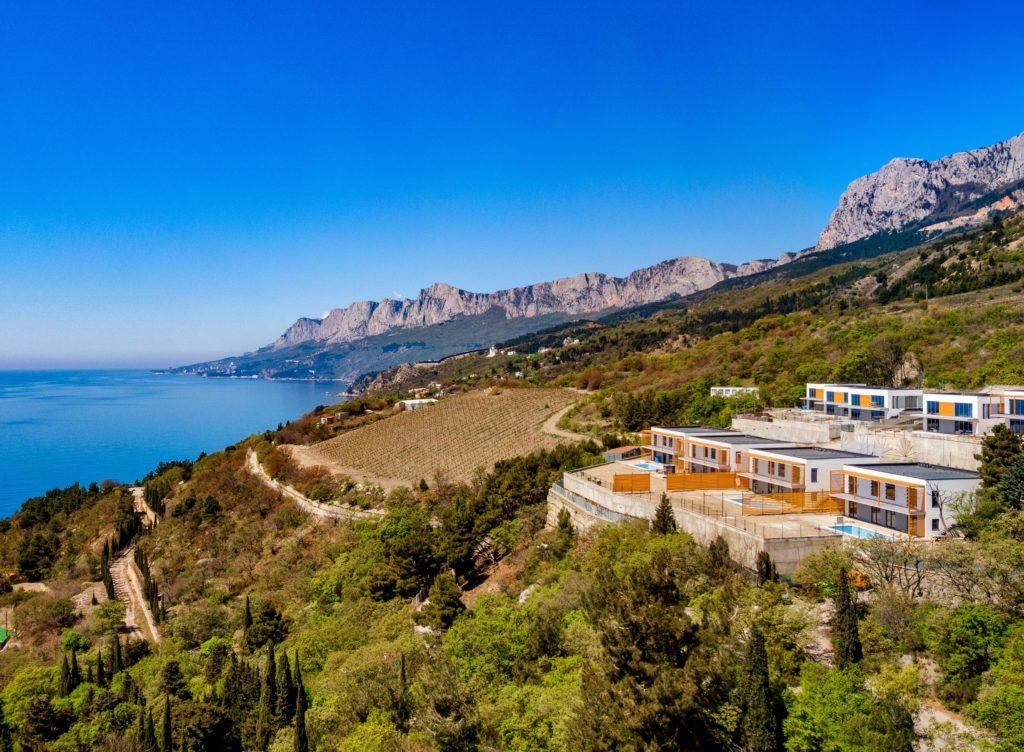 Вилла 10.6 в ЖК Yalta Park Hills 1