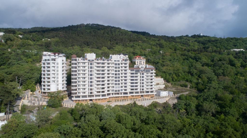 Квартира № 44 в ЖК Царская Тропа 20