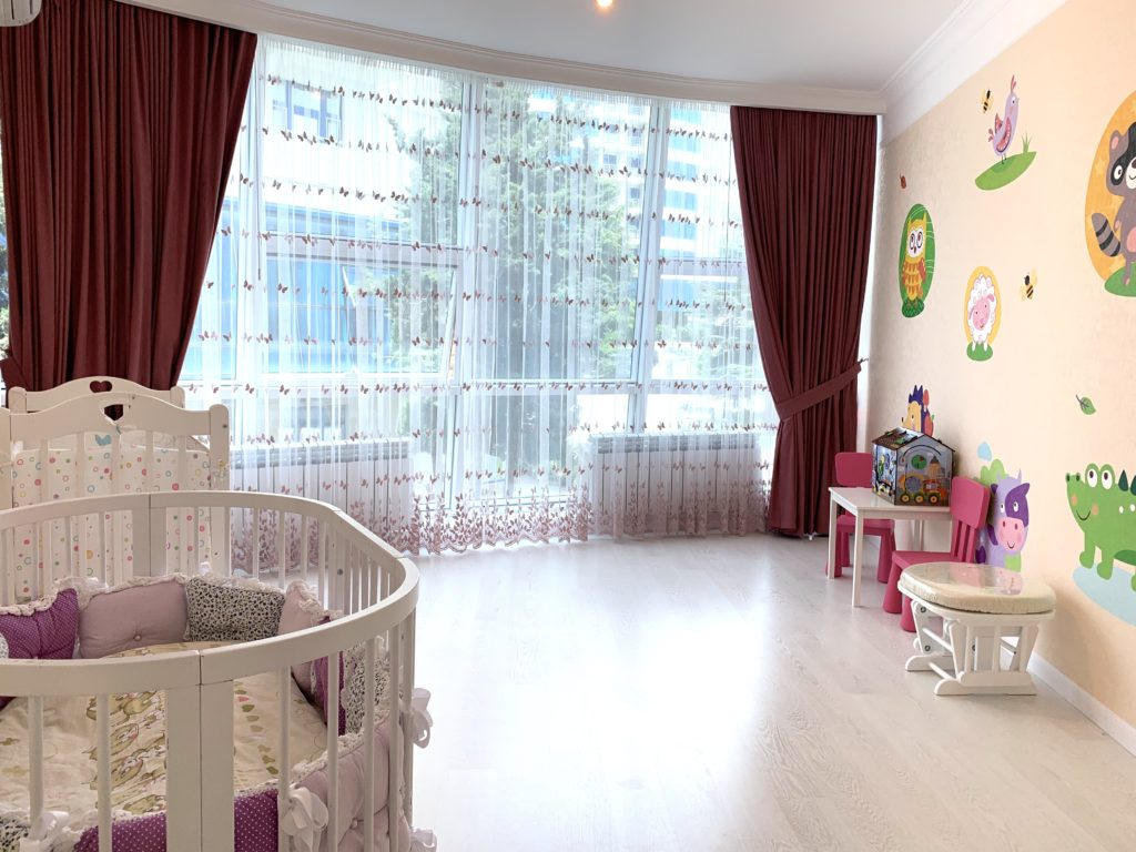 5-ти комнатная квартира в ЖК Ришелье Шато 16