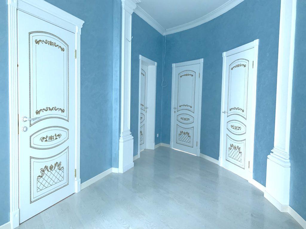 5-ти комнатная квартира в ЖК Ришелье Шато 15