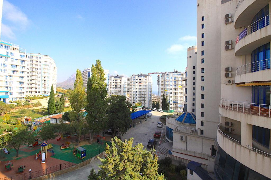 Квартира с ремонтов в Гурзуфе 18