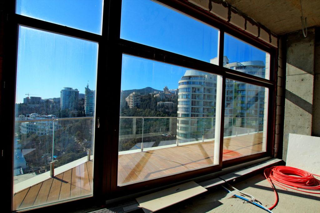 Апартаменты с террасой в центре 4