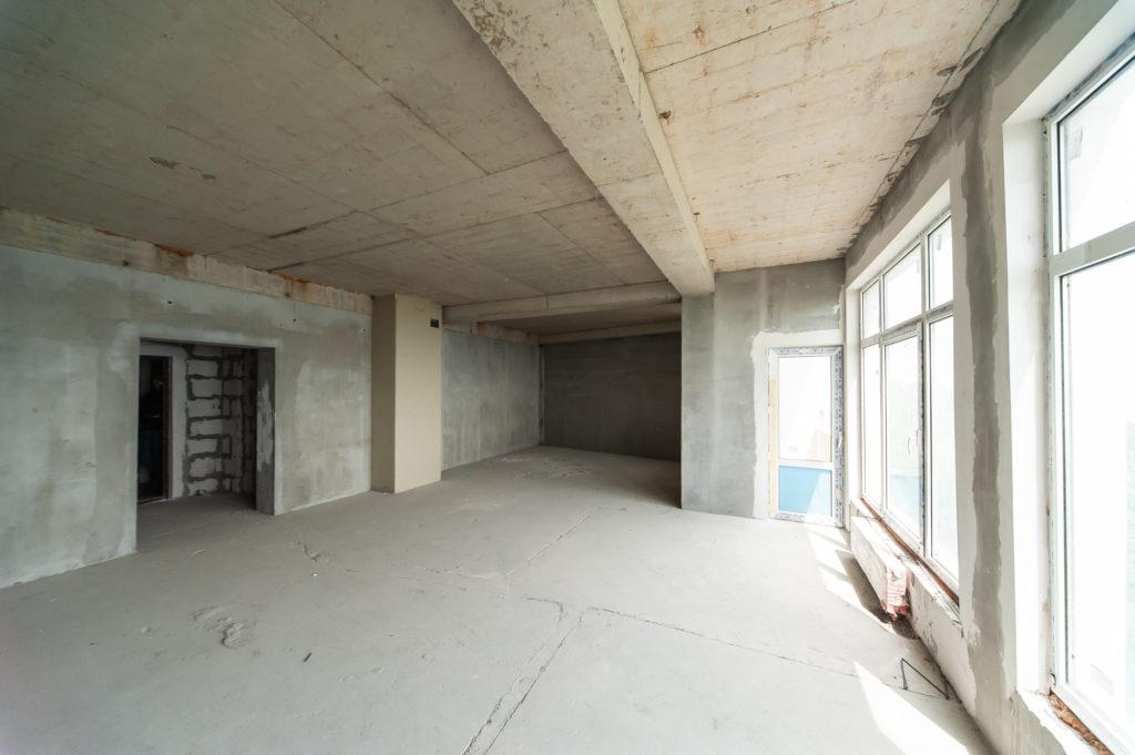 Квартира № 46 в ЖК Царская Тропа 6