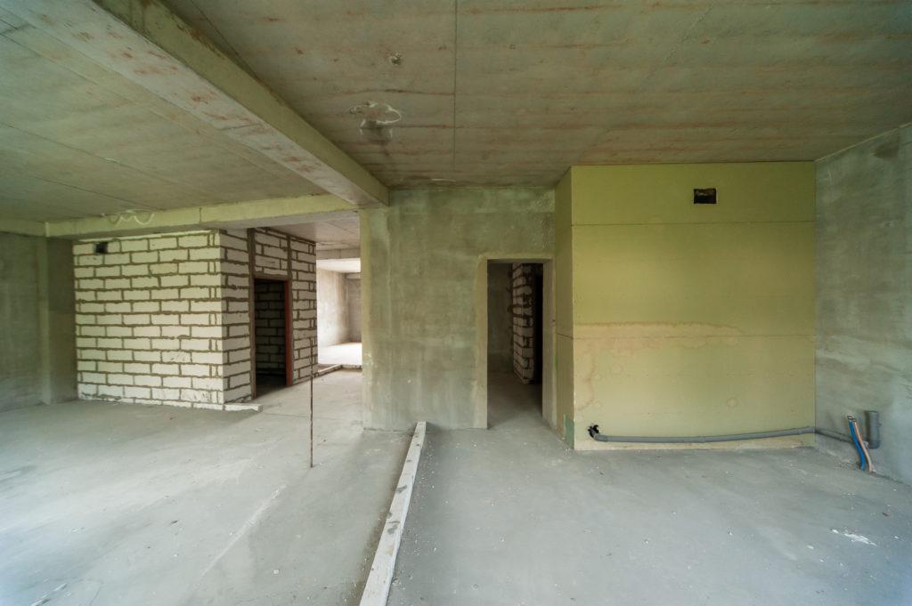 Квартира № 45 в ЖК Царская Тропа 5