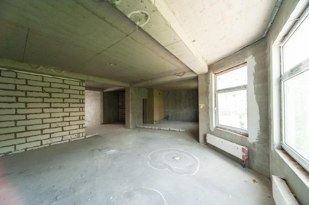 Квартира № 45 в ЖК Царская Тропа 6