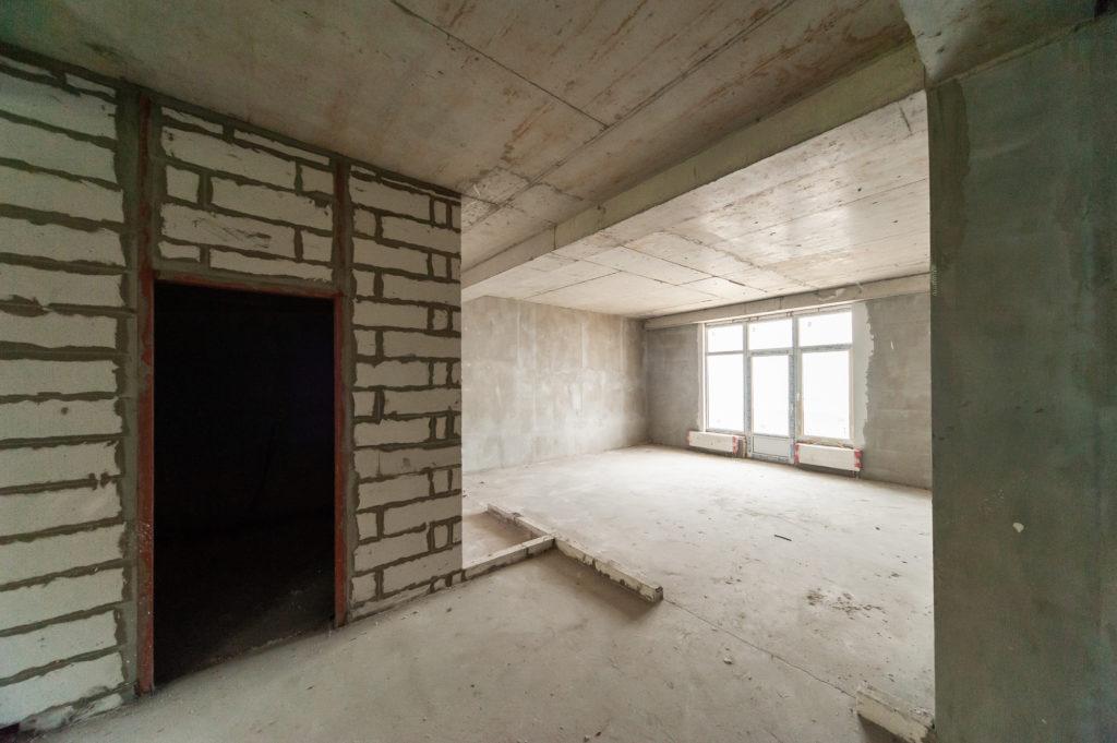 Квартира № 45 в ЖК Царская Тропа 10