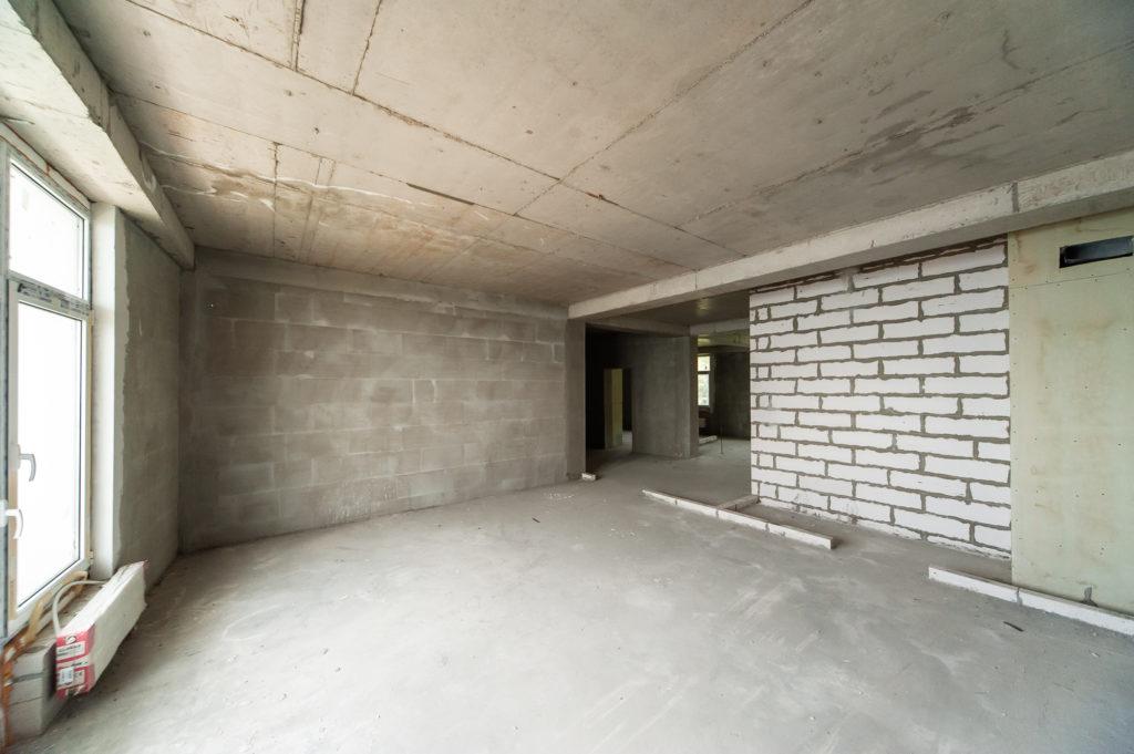 Квартира № 45 в ЖК Царская Тропа 12
